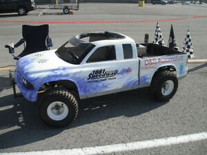 Dodge Dakota Go Kart truck & Snowblower