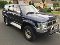 2002 Toyota Hilux Automatic TD DIESEL VERU CLEAN CAR FOR THE AGE LONG MOT