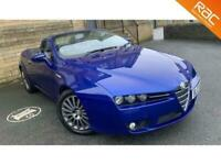 2007 Alfa Romeo Spider JTS Convertible Petrol Manual