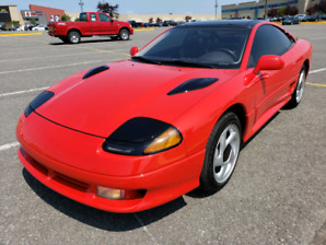 Dodge Stealth R/T Twin Turbo 1992, AWD, Original, Impeccable !