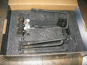 Ford F-150 U-bolts, lock nuts and blocks