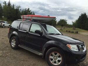 Nissan Pathfinder, Reduced to sell