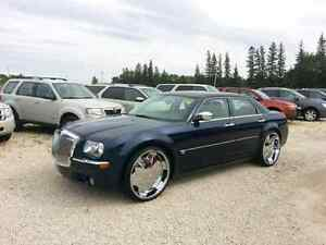2006 Chrysler 300 C. Show stopper with only 123 Kms. $8, 900