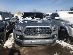 2017 TOYOTA TACOMA TRD 4WD SPORT FOR SALE