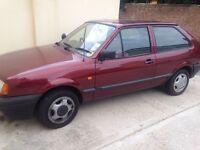 1993 VW polo Genesis 1.0L