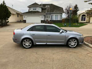 2007 Audi S4 Manual, Timing Chains Replaced