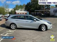 2017 Vauxhall Astra 1.6 CDTi 16V ecoFLEX Design 5dr ESTATE Diesel Manual