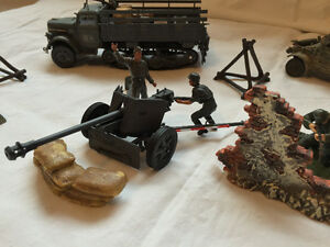 Forces Of Valor/21st Century Toys German vehicles London Ontario image 6