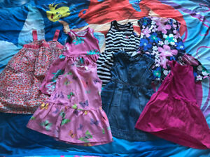 Girls Lot - Size 2t