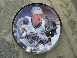 Collector's Plate – The Great Gretzky