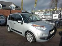 2009 CITROEN C3 PICASSO 1.6 HDi 8v Exclusive 5dr