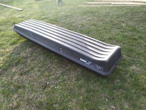 Thule cargo box for sale