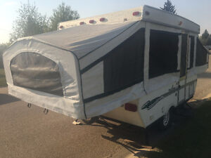 2000 Palomino Filly Tent Trailer for sale - $ 4000 OBO