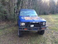 1980 Toyota 4x4 REDUCED