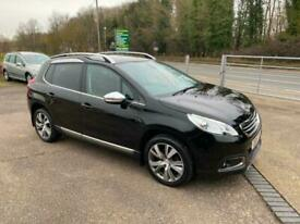 image for Peugeot 2008 Crossover 1.6e-HDi ( 92bhp ) ( s/s ) 2015MY Feline Calima