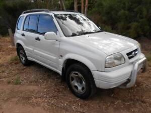 1999 Suzuki Grand Vitara Wagon with REGO Hendon Charles Sturt Area Preview