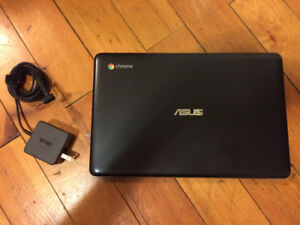Selling Great Condition Asus Chromebook C200M