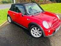 2009 MINI 1.6 Cooper S Convertible 2dr Petrol Manual (199 g/km, 170 bhp)