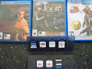 PS VITA GAMES ,sell cheap or trade for ps4 games