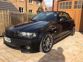 BMW 330ci Sport Black