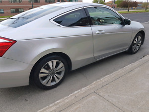 Honda Accord EX-L 2008 Coupe