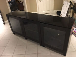 IKEA BESTA Entertainment Unit in Great Condition!