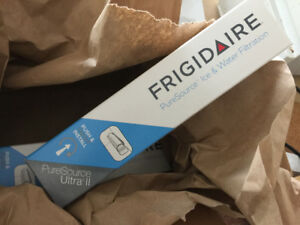 Pure Source Ultra II Water Filters x2 Unopened - Frigidaire