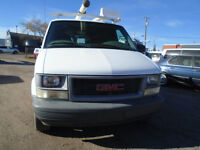 2003 GMC Safari Cargo All Wheel Drive Van