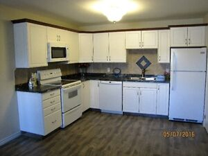 New bright and spacious 2 bedroom suite. Rothesay.