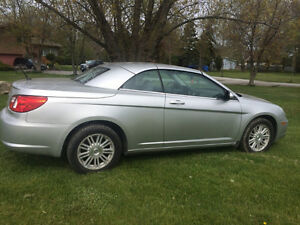 NEW PRICE !! -- 2008 CHRYSLER SEBRING CONVERTIBLE