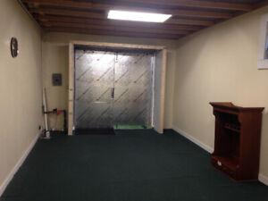 office space/ art studio/work shop for rent
