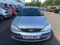 Part exchange to clear : Ford Mondeo Ghia TDCI automatic low mileage drives perfect