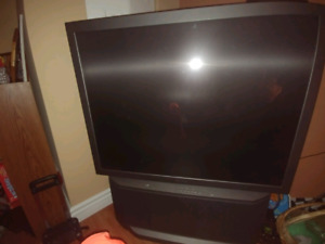 "53"" Sony Rear Projection"