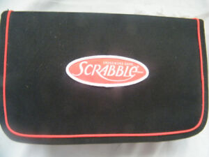 TRAVEL SCRABBLE VIRTUALLY BRAND NEW _ GREAT PRICE!