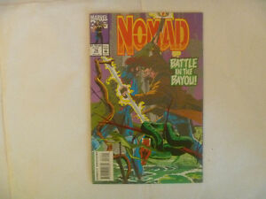 NOMAD by Marvel Comics