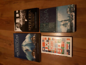 History and Geography Books