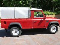 Land Rover Defender 110 Pick-Up Td5 Pick-Up 2.5 Manual Diesel