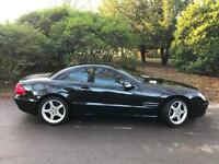 Mercedes SL500 5.0 Auto We are a Family Business Est 19 years