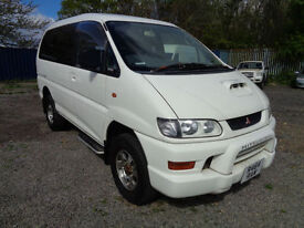 1997 Mitsubishi Delica Space Gear XR High Roof