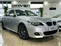2009 BMW 520D M SPORT BUSINESS EDT AUTO+ NAV + FSH + FREE DELIVERY TO YOUR DOOR