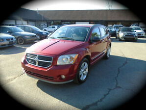 2010 Dodge Caliber SXT, AUTO, HEATED SEATS, *12/M WARRANTY INC.*