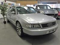 1997 R Audi A8 2.8 auto Sport,Full Leather