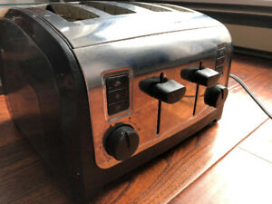 Black & Decker 4 Slice Toaster