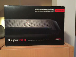 Sling Media Slingbox PRO-HD London Ontario image 1