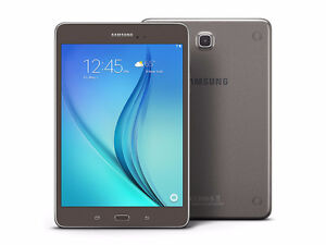 Samsung Galaxy Tab A 8.0 LTE Unlocked with Samsung Book Cover