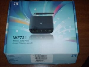 Modem for wireless home phone (Rogers)