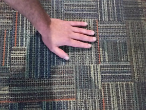 Used Carpet Tile CHEAP $0.19/sq foot