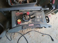 lockbox and tools for sale