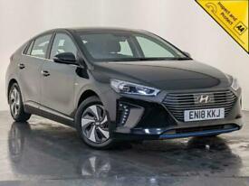 image for 2018 Hyundai Ioniq 1.6 h-GDi Premium DCT (s/s) 5dr Hatchback Hybrid – Petrol/Ele