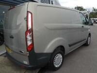 2014 Ford TRANSIT CUSTOM 290 TREND LR SWB 125ps Van *LOW MILES* Manual Medium Va